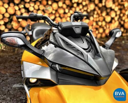 Can-Am Spyder F3 S SM6 2018 F3s, G-909-ZT