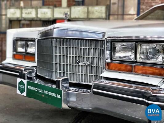 Cadillac Eldorado 4.1 Coupé 132pk 1983, GH-XS-53