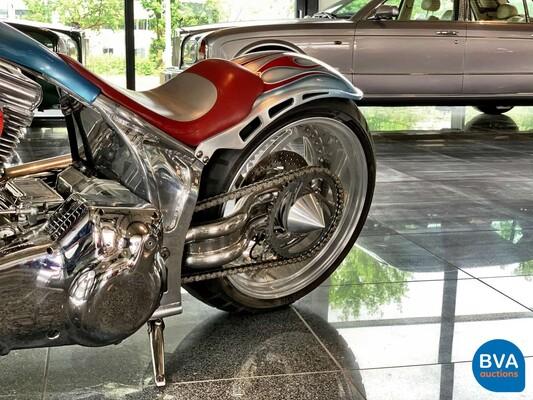Bozzies 1600CC 3 Spikeline 2001, Harley Davidson MF-RP-59, No Reserve!