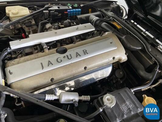 Jaguar XJS Convertible 4.0 zescilinder 241pk 1995 Cabriolet, TN-997-T