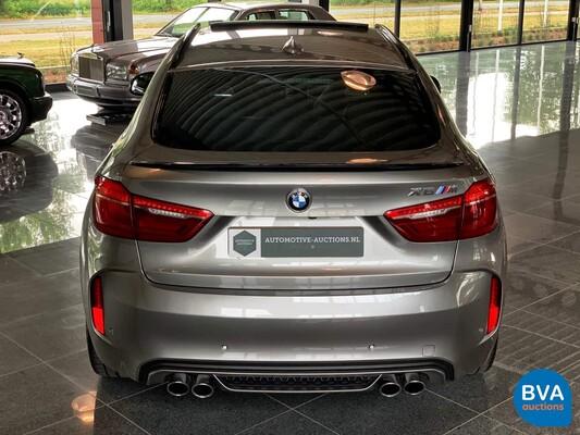 BMW X6M 4.4 V8 575pk 2016, TR-018-Z