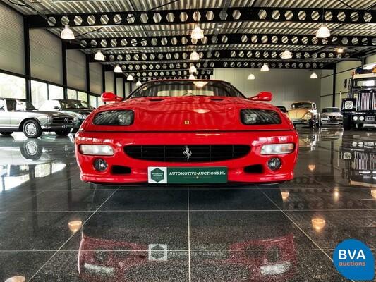 Ferrari Testarossa F512 M 4.9 V12 446pk