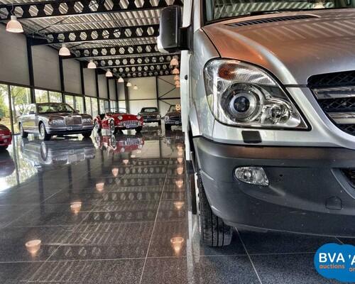 Mercedes-Benz Sprinter 519 CDI Autotransporter 190pk 2012, 9-VTR-81