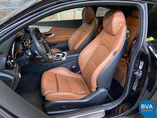 Mercedes-Benz C300 Coupé -Facelift- 258pk C-Klasse 2018, ZF-097-X