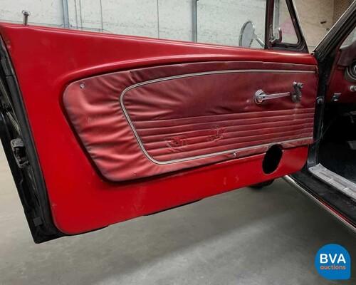 Ford Mustang V8 Cabriolet 1966