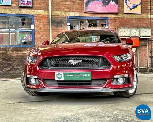 Ford Mustang GT 5.0 V8 422pk Handgeschakeld, ZG-945-J
