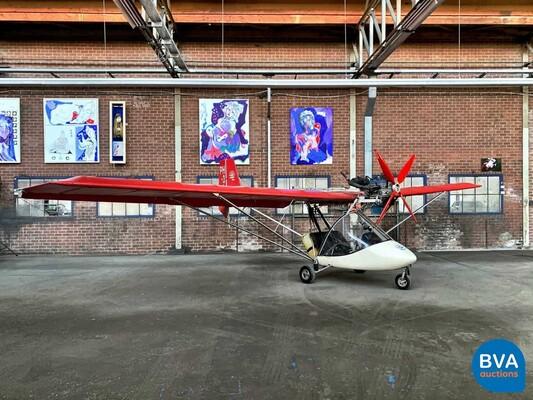 Comco Fox C 22 C / Bombardier 2-persoonsvliegtuig, PH-3L2