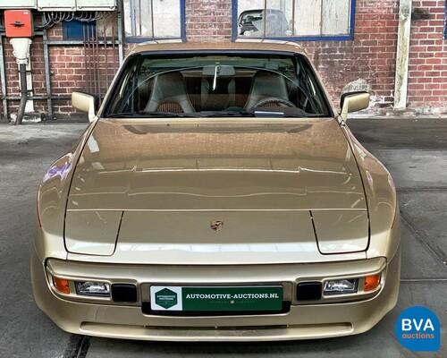 Porsche 944 2.5 Coupé -Origineel NL- 1983, JY-49-XL