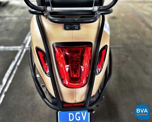 Piaggio Vespa Sprint 4-takt 2016, DGV-82-P