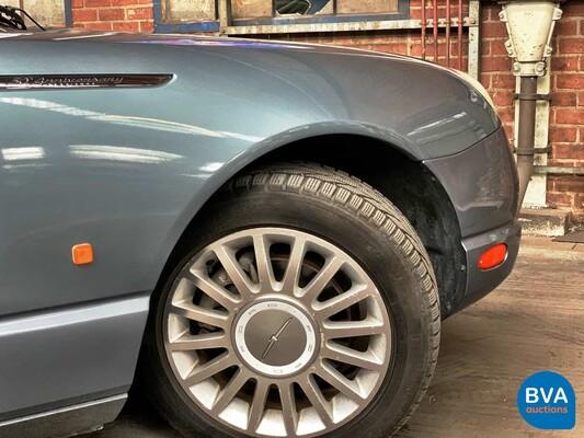 Ford Thunderbird 50th Anniversary 3.9 V8 256pk 2004, 9-XHN-66