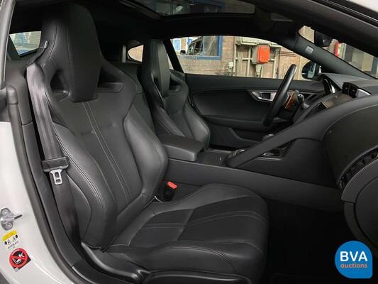 Jaguar F-Type 3.0 V6 Coupé 340pk 2017, PD-713-N
