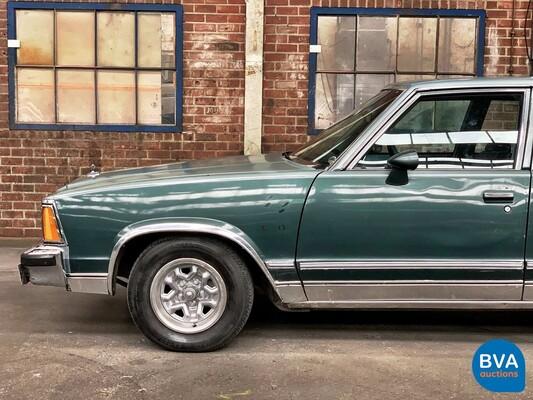 Chevrolet Malibu 4.3 V8 Classic 6-persoons 1981, 96-TS-SR