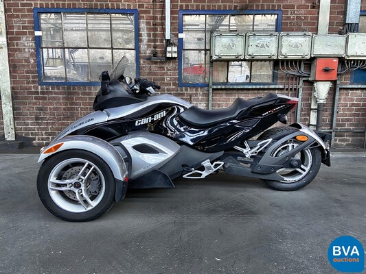 Can-Am Spyder RS SM 5 2009 CanAm