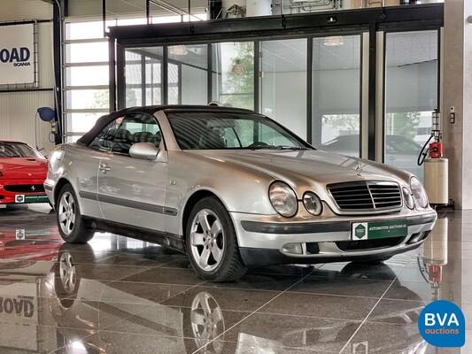 Mercedes-Benz CLK230 Kompressor Cabriolet 193pk 1999, 75-DD-DG