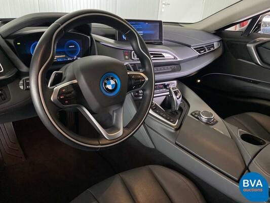 BMW i8 Coupé 362pk 2015, G-780-LG