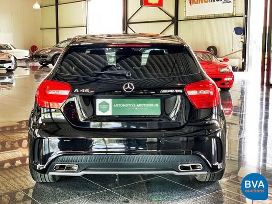 Mercedes-Benz A45 AMG 4Matic 360pk A-Klasse 2013, KN-710-T