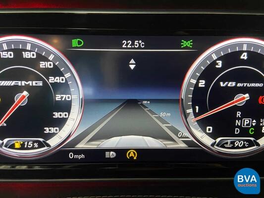 Mercedes-Benz S63 AMG Coupé 585pk S-Klasse 2015, 5-ZGN-04