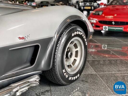 Chevrolet Corvette C3 Targa 25 Anniversary Edition 1978, G-772-LR
