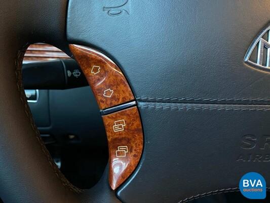 Maybach 57 5.5 V12 550pk 2007