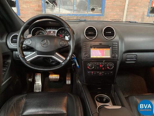 Mercedes-Benz ML63 AMG V8 6.2L 510pk 2010, SZ-069-J
