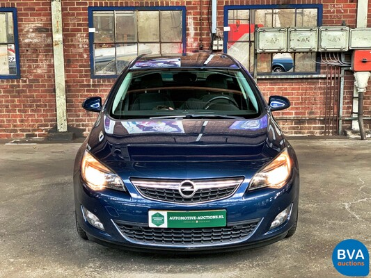 Opel Astra Sports Tourer 1.4 Turbo Sport 140pk -Schuifdak + AGR-, 88-RXK-7