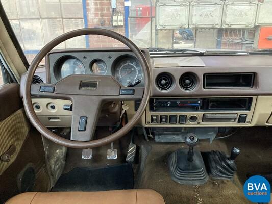 Toyota Landcruiser FJ60 2F 135pk 1982
