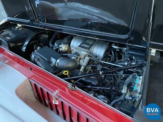 Clenet Aspha III 5.0 V8 1986