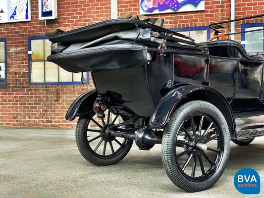 Ford Model T T-Ford 1916
