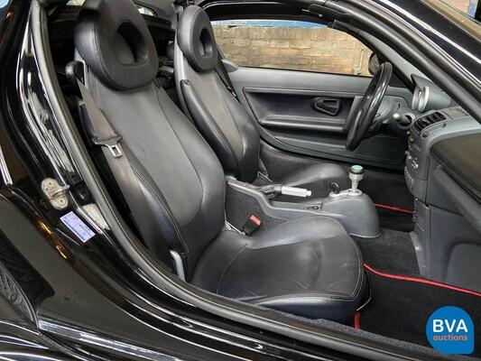 Smart Roadster Brabus Coupé Cabriolet, 5-KXL-32