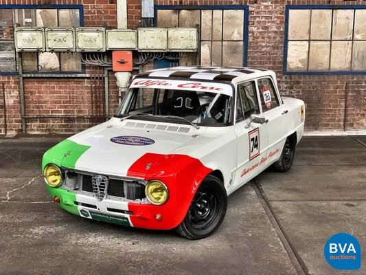 Alfa Romeo Giulia 1.6 Super Lusso 1976 Origineel NL, 07-JM-48