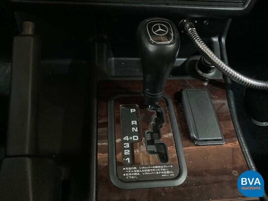 Mercedes-Benz G320 V6 3.2L Lang G-Klasse 5G-Tronic Automaat 215pk 2000 -Youngtimer-