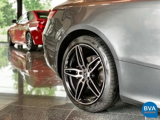 Mercedes-Benz E220d AMG Coupé 194pk 2018 -1e EIG- E-Klasse Coupe AMG