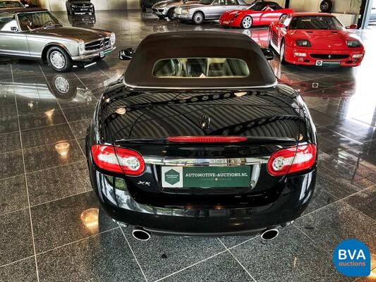 Jaguar XK Cabriolet 5.0 V8 385pk Convertible Facelift, 47-LPS-4