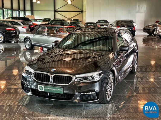 BMW 520d Touring 5-Serie M-Sport 190pk 2017, TG-470-L