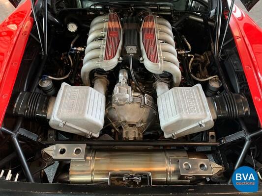 Ferrari 512TR Testarossa 4.9 V12 428pk 1992