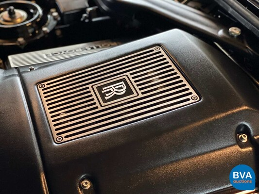 Rolls-Royce Silver Dawn 6.8 V8 -25.000km!- 1996