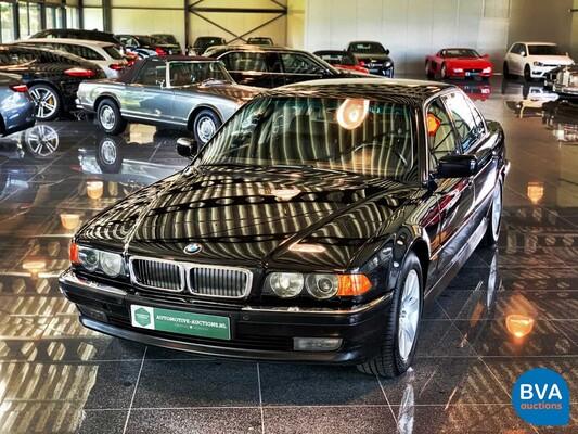 BMW 750iL -B4 gepantserd- 5.4 V12 326pk E38 Bulletproof 2000