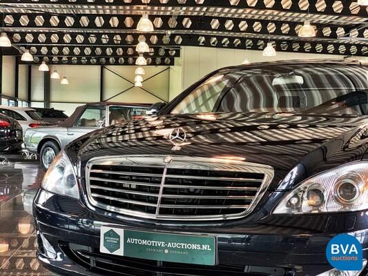 Mercedes-Benz S500 Lang 4Matic 388pk -25.000km!- W221 2008