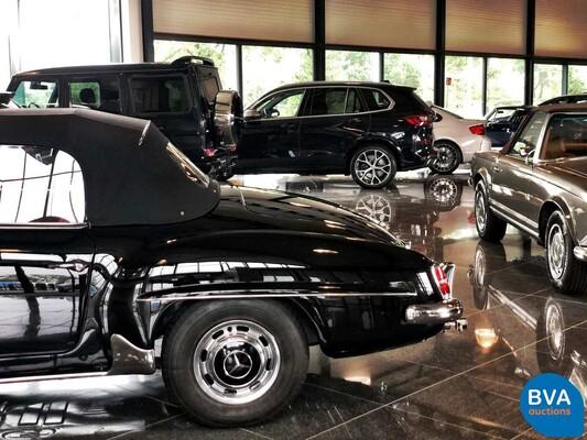 Mercedes-Benz 190SL 1961 Origineel NL, 58-08-FN