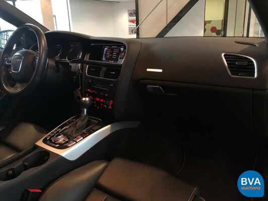 Audi RS5 Coupe 4.2 FSI Quattro 450pk 2011, GB-744-F