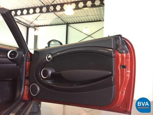 Mini Cooper S Roadster 1.6 cabriolet 184pk 2012 -Org NL-, 95-XHZ-4