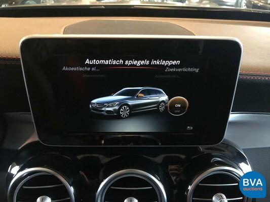 Mercedes-Benz C43 AMG 4Matic C-Klasse Estate 367pk 2017, XG-275-F