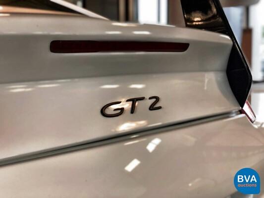 Porsche 997 GT2  Uwe Gemballa 530pk 2009, J-714-BG