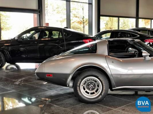 Chevrolet Corvette C3 Silver Anniversary L82 1978