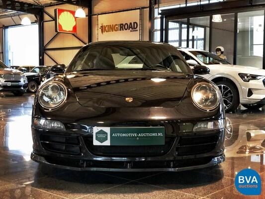 Porsche 911 Carrera 4 3.6 325pk 997 2007 Origineel NL, 75-XB-VP