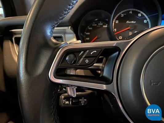 Porsche Macan Turbo 400pk 2015 SportChrono