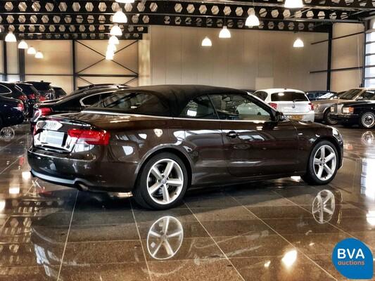 Audi A5 Cabriolet 2.0 TFSI S-line 211pk 2009, 08-NNS-2