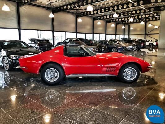 Chevrolet Corvette C3 Targa 1970