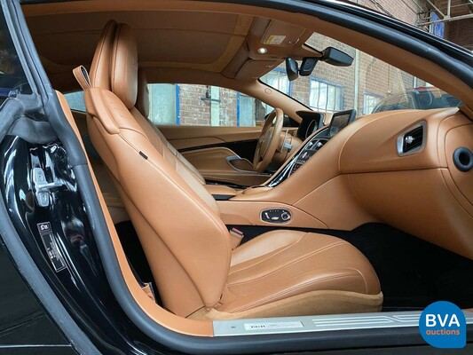 Aston Martin DB11 5.2 V12 Coupé 609pk 2017