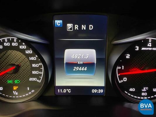 Mercedes-Benz AMG GT 4.0 V8 462pk 2018